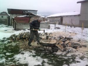 Gherla winter wood 2