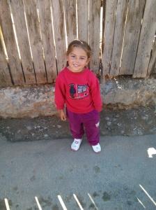 1 child street