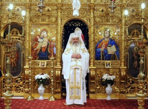 His Beatitude Daniel, Patriarch of Romania
